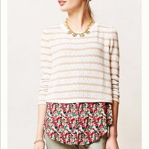 Anthro/postmark - Ginny sweater
